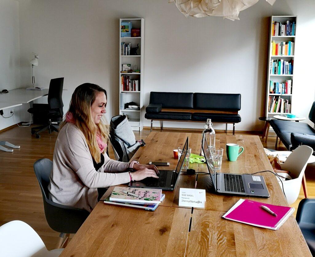Cindy Jegge - Autorin und Schreib-Coach